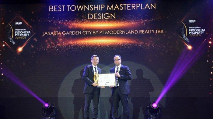 Jakarta Garden City Raih PropertyGuru Indonesia Property Awards  2019