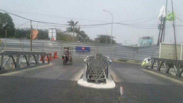 Pengembang Tetap Tutup Jalan Tambun Rengas Walau Anies Baswedan Lakukan Sidak