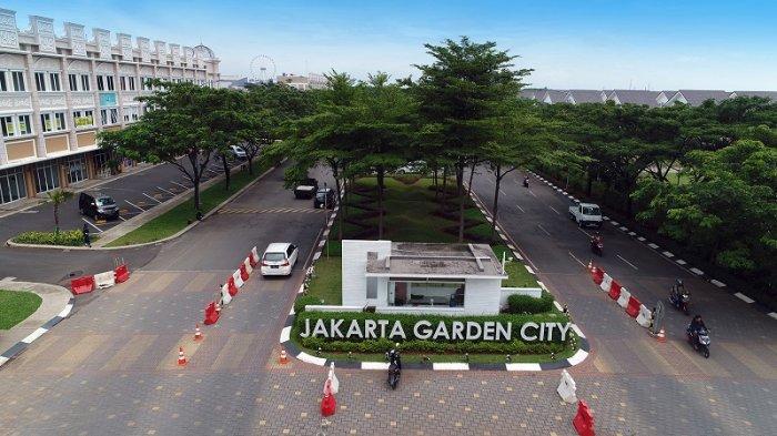 Jakarta Garden City Pasarkan Kavling Siap Bangun