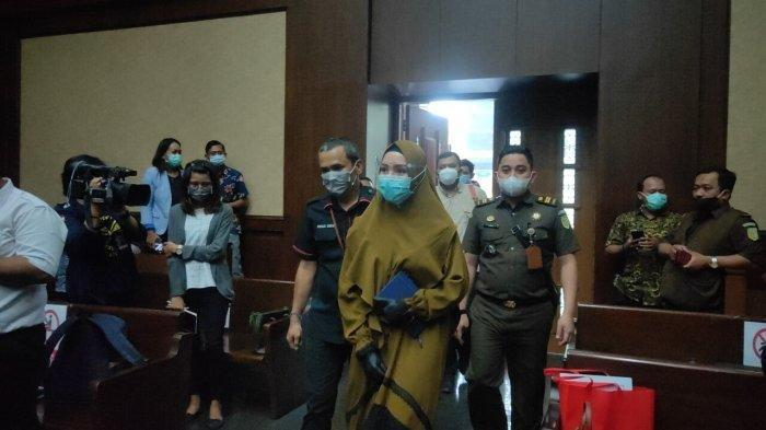 PT Jakarta Pangkas Separuh Lebih Hukuman Pinangki, KY Sarankan Pihak Tak Puas Tempuh Jalur Ini
