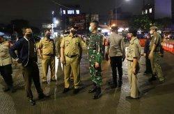 Wali Kota Jakarta Utara Minta Petugas Gabungan Kenakan Sanksi Berat pada Pelanggar PPKM Darurat