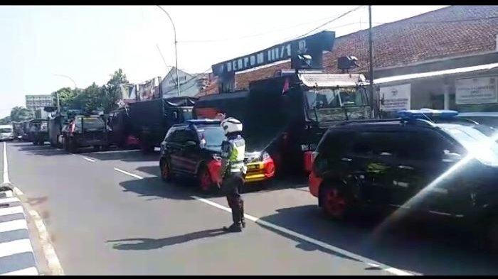 Mau Ada Unjuk Rasa ke Istana Bogor, Sejumlah Jalan di Kota Bogor Ditutup