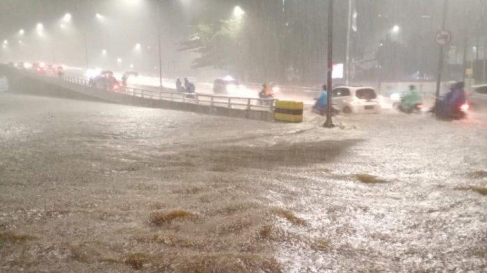 Ini Daftar 22 RT di Jakarta Barat yang Terendam Banjir, Ketinggian Air Antara 20 dan 130 Sentimeter