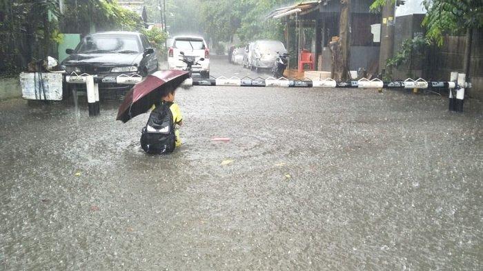 Ramalan BMKG Soal Potensi Hujan Lebat Periode 24-29 Januari, Termasuk Hari Raya Imlek di Jakarta