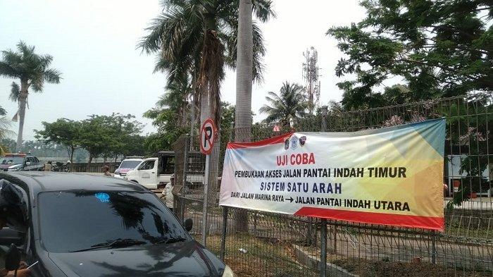 Tok! Majelis Hakim Putuskan Sepanjang Jalan Pantai Indah Timur di Kapuk Muara Bukan Lagi Jalan Umum