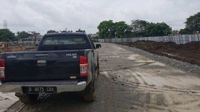 Jalan Perimeter Utara Bandara Soekarno-Hatta yang Rusak Bakal Dijadikan Landasan Pacu Pesawat