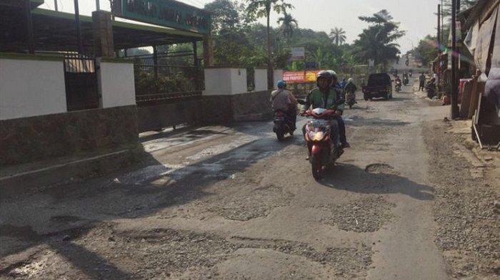 Jalan Raya Gas Alam Depok Akan Ditutup Sementara untuk Perbaikan