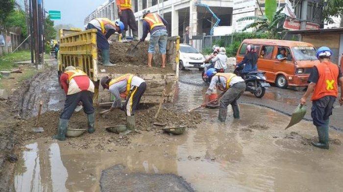 120 Titik Jalan Rusak di Kota Bekasi, Perbaikan 3 Jalan Ini Diutamakan Lebih Dulu