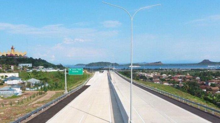 Hutama Karya Telah Membangunan Tol Trans Sumatera Sepanjang 393 Kilometer