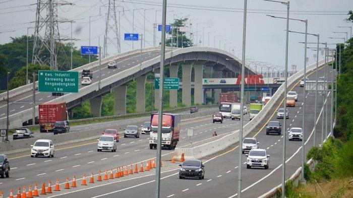 Ratusan Ribu Kendaraan Meninggalkan Jakarta di Momen Libur Tahun Baru 2021, Ini Kata Jasa Marga