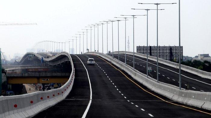 Pangkas Waktu Tempuh, Jalan Tol Layang Jakarta-Cikampek  II Bisa Ditempuh dalam 30 Menit