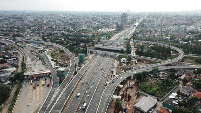 Jasa Marga Bakal Berlakukan Tarif Terintegrasi Jalan Tol Jakarta-Cikampek dan Jalan Tol Layang