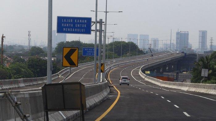 Jalan Tol Layang Jakarta-Cikampek Dibuka Untuk Umum Secara Gratis Pada 20 Desember 2019