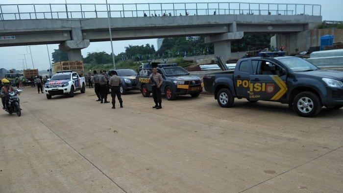 Viral Balapan Mobil Liar di Kalimalang, Polisi Bakal Bakal Buat Marka Kejut