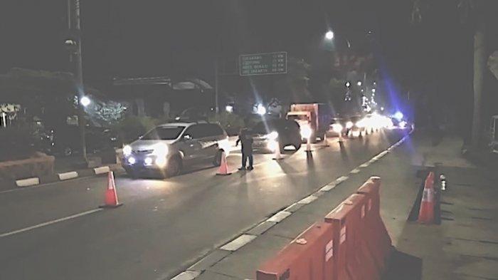 Korlantas Putarbalikkan 461.626 Kendaraan Pemudik, Operasi Larangan Mudik Resmi Ditutup
