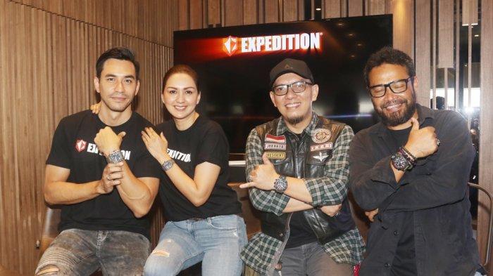 Peluncuran Produk Terbaru Jam Tangan Expedition-Himalaya Series