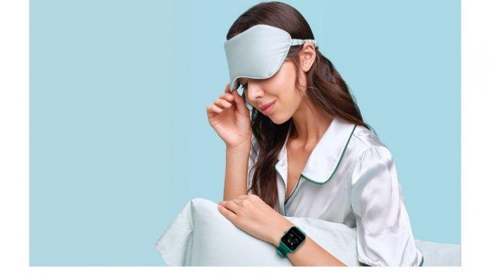 Jam tangan pintar Amazfit Bip U Series