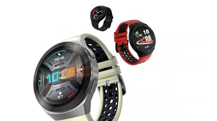 Huawei Watch GT 2e Rilis di Tanah Air, Punya Fitur Ukur Kadar Oksigen dalam Darah, Harga Rp 2,2 Juta