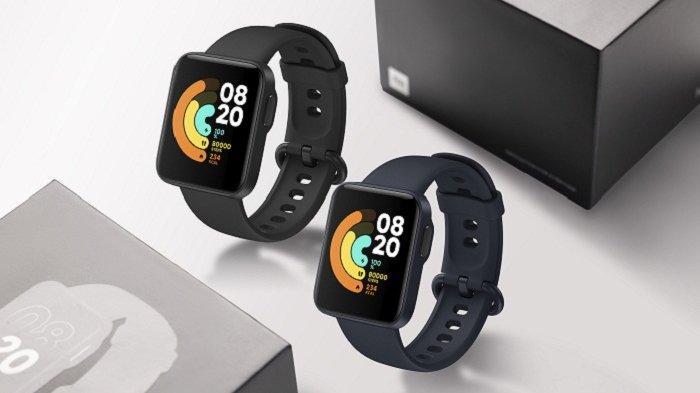 Jam tangan pintar Xiaomi Mi Watch Lite