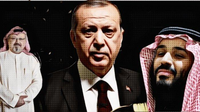 Ditekan soal Pembunuhan Jamal Khashoggi, Warga Arab Saudi Boikot Produk Turki