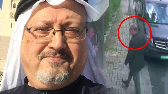 UPDATE Dengan Alasan Keluarga 'Mengampuni', 5 Pembunuh Jurnalis Jamal Khashoggi Batal Dihukum Mati