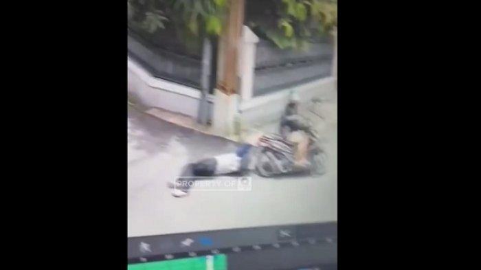 Viral Video Jambret Sadis di Bandung, Korban Wanita Sampai Terseret Motor Pelaku hingga 10 Meter