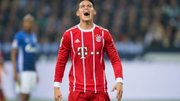 James Rodriguez Siap Balas Dendam ke Real Madrid