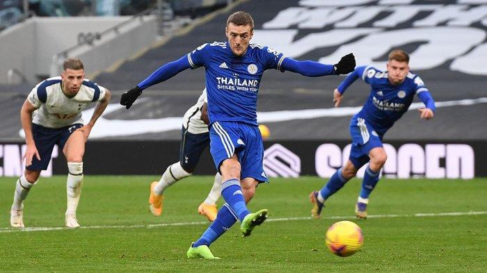 Babak Pertama Leicester vs Liverpool 0-0, Reds Dominan Namun Peluang Terbaik Dibikin Jamie Vardy