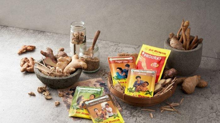 Air Mancur membuat kampanye dan kegiatan Sehat dengan Donasi Air Mancur yang bertujuan mengajak konsumen untuk menjalankan hidup sehat dengan menanam berbagai macam tumbuhan herbal, Jumat (24/9/2021).