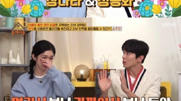 Jang Nara dan Jung Yong Hwa menjadi bintang utama dalam drama Korea Sell Your Haunted House.