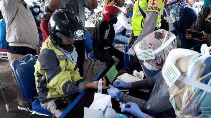 Dinyatakan Reaktif, 69 Wisatawan Asal Jakarta yang Berakhir Pekan ke Puncak Langsung Jalani Tes Swab
