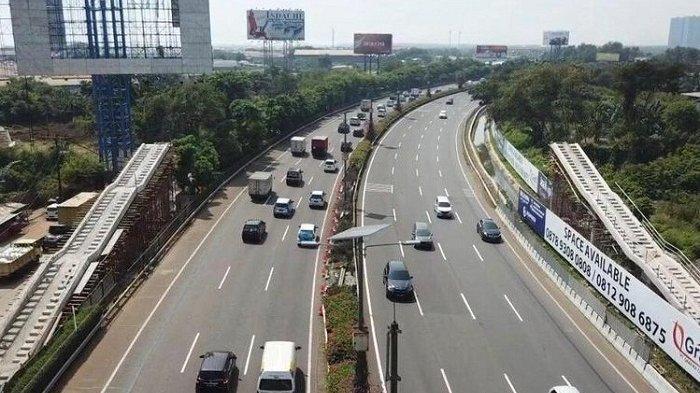 Jasa Marga Catat 268 Ribu Kendaraan Kembali ke Jakarta setelah Libur Imlek 2021