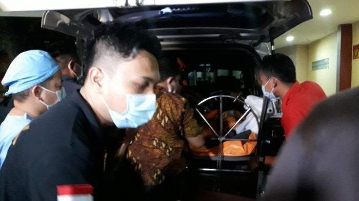 UPDATE Jenazah Cai Changpan Tiba di RS Polri Kramat Jati