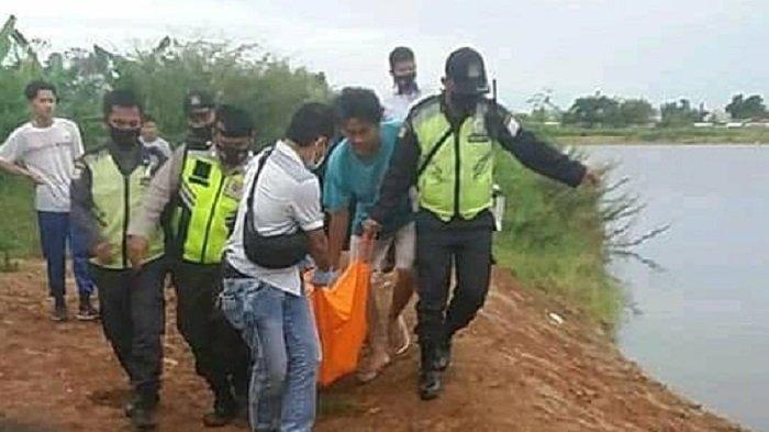 Bukan Korban Pembunuhan Jasad Wanita Mengambang di Danau Harapan Indah Dipastikan Tewas Tenggelam