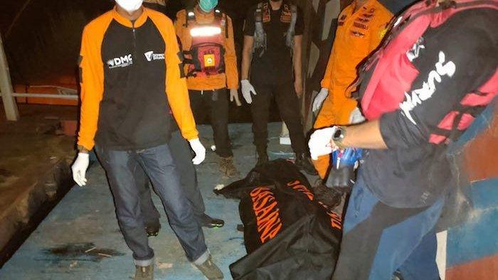 Akhirnya Jasad Pria Terjun dari Jembatan Merah Cisaden Sudah Ditemukan Setelah 2 Hari