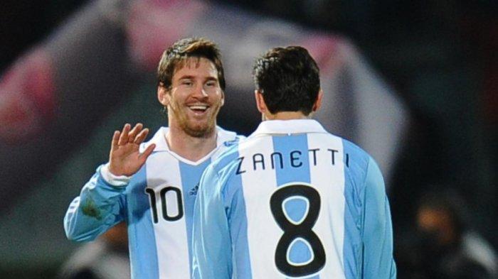 Javier Zanetti Jadi Kunci Sukses Inter Milan untuk Datangkan Lionel Messi ke Serie A