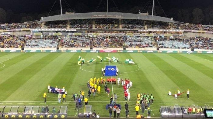 Timnas Australia Menang Besar atas Nepal 5-0 di Kualifikasi Piala Dunia 2022
