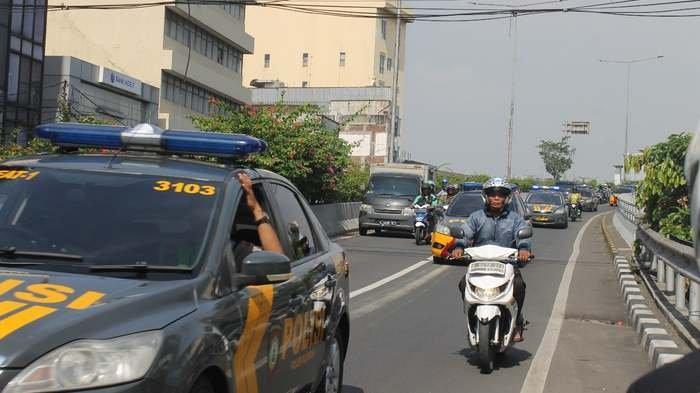 Jelang Pemilu 2019, Polres Metro Jakbar Tingkatkan Patroli di Titik Keramaian