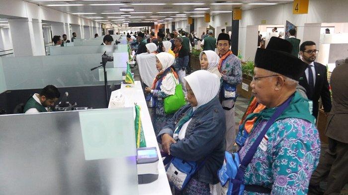 Arab Saudi Resmikan 'Makkah Route'  Untuk  Mudahkan  Layanan Jemaah Haji di Bandara Soekarno-Hatta