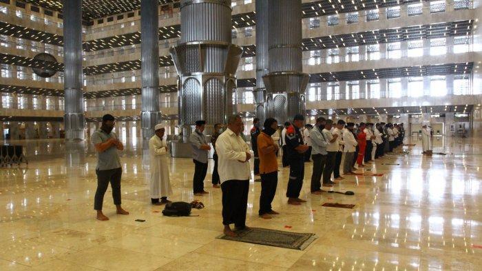 PEMERINTAH Longgarkan Aktivitas saat Ramadan, Istiqlal Tiadakan Buka-Sahur Bersama, Ini Alasannya