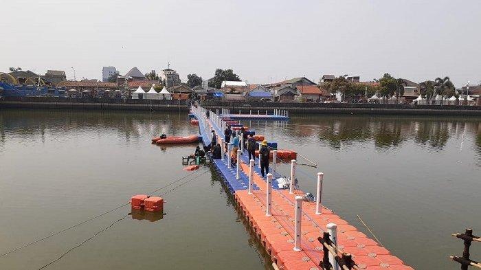 Festival Cisadane 2019 Besok Digelar, Jembatan Canggih Mengapung dan Membentang di Sungai Cisadane