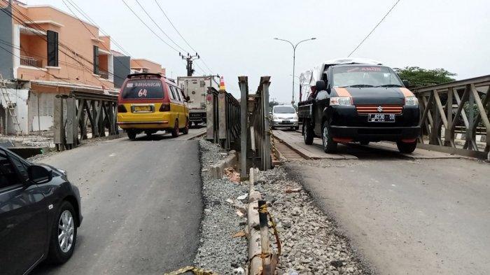 Rusak Diterjang Banjir, Kementerian PUPR Mulai Bangun Jembatan Permanen di Jalur Pantura Bekasi