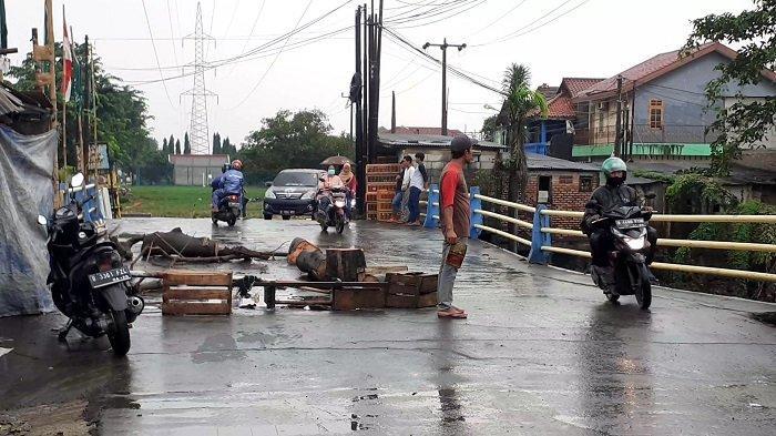 Pemkab Bekasi Diminta Segera Perbaiki Jembatan di Graha Prima Tambun, Jangan Tunggu Jatuh Korban!