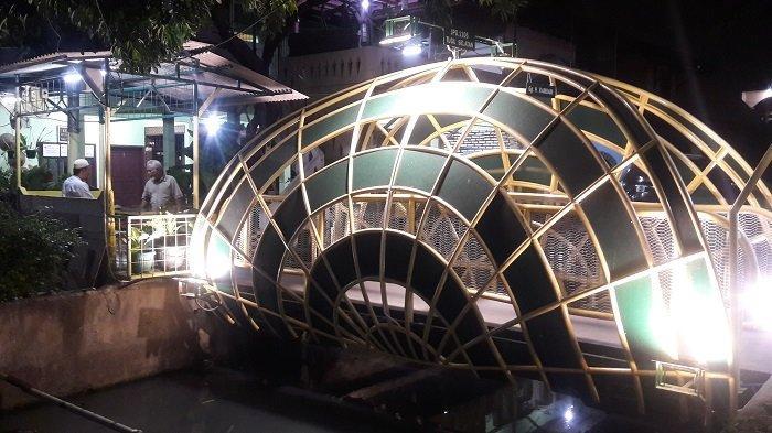 Jembatan Berkonsep Kerang Hijau di Koja, Ini Kata Bina Marga