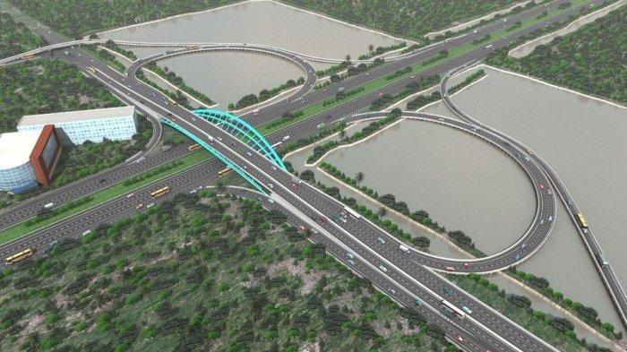 VIDEO: Penjelasan Angkasa Pura II Soal Jembatan Mirip Semanggi di Bandara Soetta