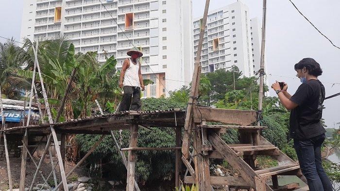 10 Tahun Melintas di JPO Reot dan Membahayakan, Warga Kebon Jeruk Bakal Punya Jembatan Kokoh, Kapan?