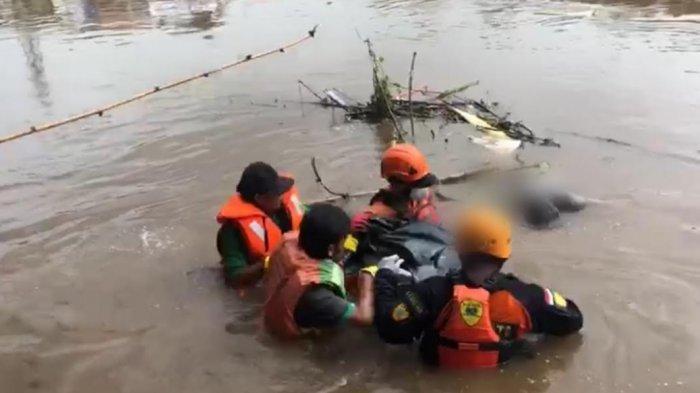 Dua Hari Tenggelam, Jenazah Bocah Tambora yang Tenggelam di Kali BKB Akhirnya Ditemukan