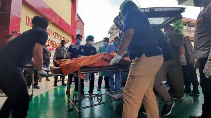 Jenazah Korban kebakaran di Lapas Kelas I Tangerang, Rabu (8/9/2021).