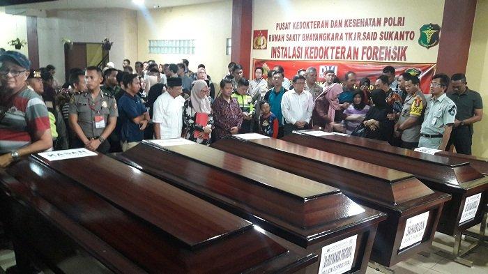 Ini Daftar 104 Jenazah Korban Kecelakaan Lion Air PK-LQP yang Berhasil Teridentifikasi