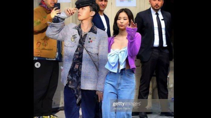 Jennie Blackpink dan G-Dragon Dikabarkan Pacaran, Ini Deretan Pria Ganteng yang Pernah Dekat